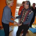 Kurs z Amadio Bianchi, Ashram Ajurwedyjski,2007